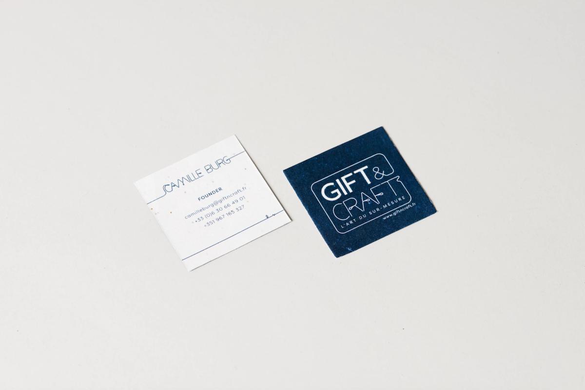 Carte de Visite © Gift & Craft