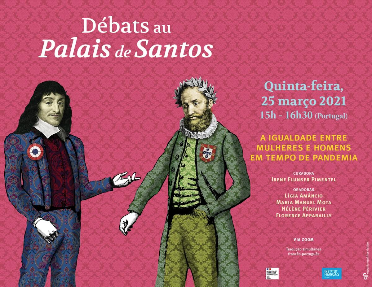Débats au palais de Santos