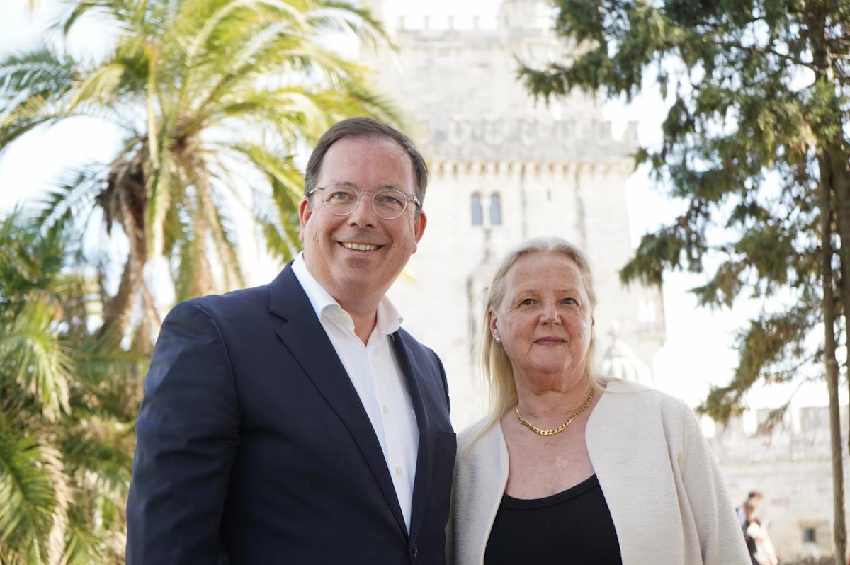 Laurent Goater et Françoise Conestabile, Conseillers des Françai