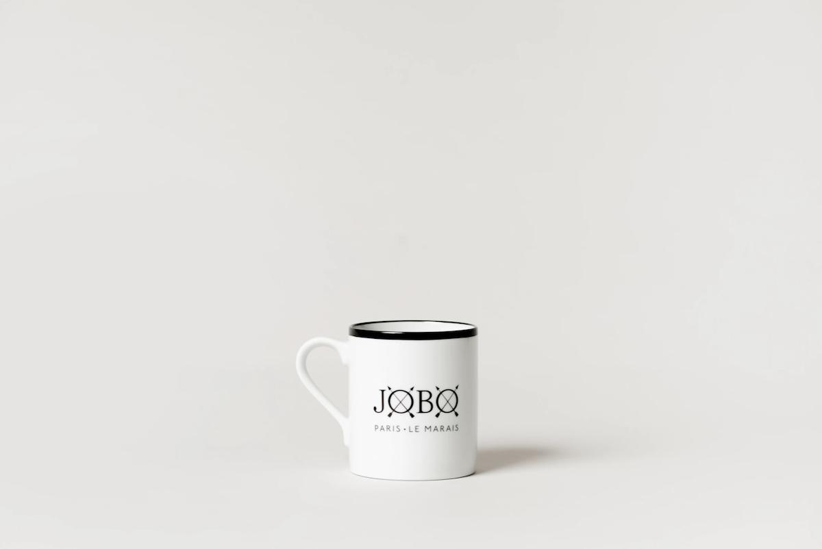 Mug en porcelaine réalisé par Gift & Craft
