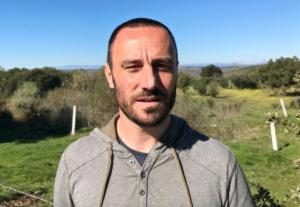 Stéphane Fanucci tête de liste Europe écologie les verts
