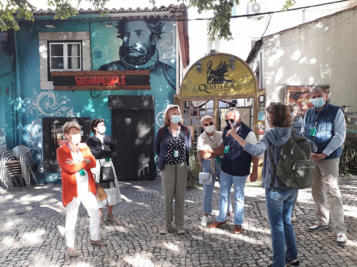 Lisbonne accueil rencontres accueil activités